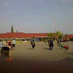 Photo taken at Bandara H. A. S. Hanandjoeddin (TJQ) by M REZA on 9/7/2012