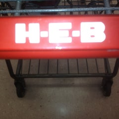 Photo taken at H-E-B by Todd R. on 8/12/2012