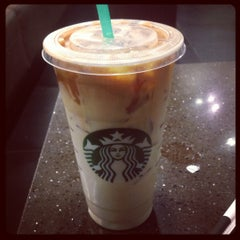 Photo taken at Starbucks by anna on 7/7/2012