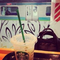 Photo taken at Starbucks Coffee ルミネ北千住店 by tatsu1964 on 5/10/2012
