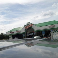 Photo taken at Hess Express by Victor R. on 8/11/2012