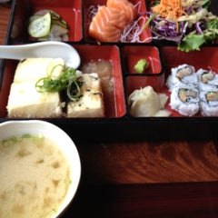 Photo taken at Nijo Sushi Bar & Grill by Amanda S. on 5/9/2012