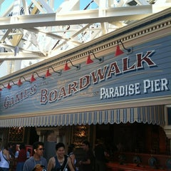 Photo taken at Games of the Boardwalk by Patrick B. on 6/25/2012
