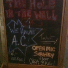 Photo taken at Hole in the Wall by Sammy L. on 7/10/2012