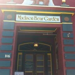 Photo taken at Madison Bear Garden by Dave P. on 7/28/2012