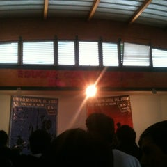 Photo taken at Colegio Oratorio Don Bosco by Yerko I. on 4/24/2012