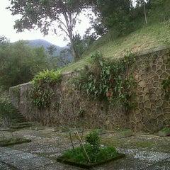 Photo taken at Ciseureuh Tea Plantation by Icup Supriadi S. on 3/14/2012