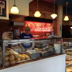Photo taken at Caplansky's Deli by the BREL team on 3/14/2012