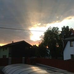 Photo taken at Zašová by Peter B. on 5/28/2012