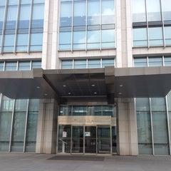 Photo taken at 연세대학교 삼성학술정보관 (Yonsei University Samsung Library) by BongKyong J. on 5/31/2012