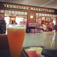 Photo taken at McGhee Tyson Airport (TYS) by Matthew L. on 7/23/2012