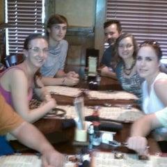 Photo taken at The Lion & Rose British Restaurant & Pub by Fernando L. on 9/7/2012
