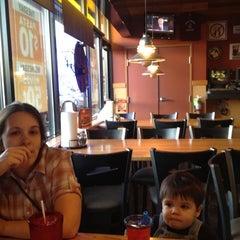 Photo taken at Pizza Hut by David C. on 2/4/2012