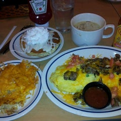 Photo taken at IHOP by Trucker4Harvick . on 3/11/2012