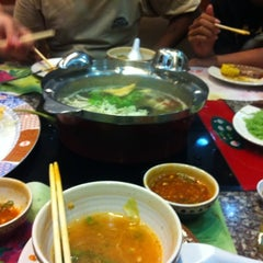 Photo taken at MK (เอ็มเค) by Onscale O. on 3/4/2012