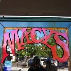 Photo taken at Macy's European Coffeehouse & Bakery by Jay K. on 5/6/2012