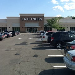 Photo taken at LA Fitness by Kyle L. on 6/8/2012