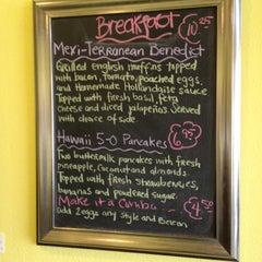 Photo taken at Blackbird Cafe by Luis M. on 5/30/2012
