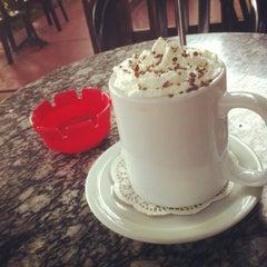 Photo taken at Living Room Cafe & Bistro by Karli Ashlyn H. on 5/29/2012