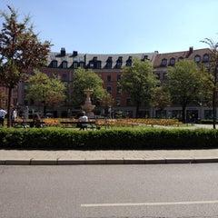 Photo taken at Gärtnerplatz by Michael S. on 5/19/2012