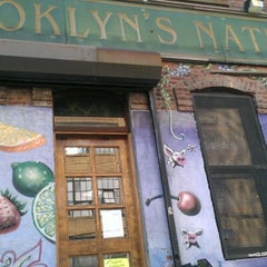 Photo taken at Brooklyn's Natural by Max S. on 8/31/2012