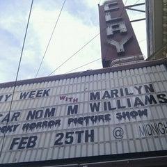 Photo taken at Clay Theatre by Karen K. on 2/20/2012