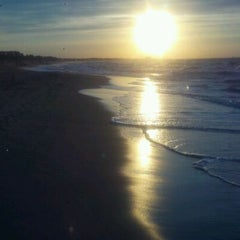 Photo taken at Ocean View Beach at 19th Bay by Roger H. on 6/14/2012