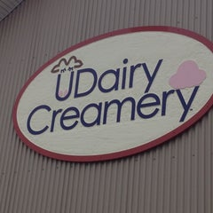 Photo taken at UDairy Creamery by Becky J. on 6/22/2012