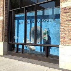 Photo taken at Anthropologie by Adina B. on 5/17/2012