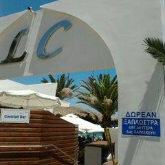 Photo taken at Παραλία Ζούμπερι by Maria C. on 7/4/2012
