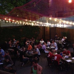 Photo taken at Halsted's Bar + Grill by Andy G. on 6/23/2012