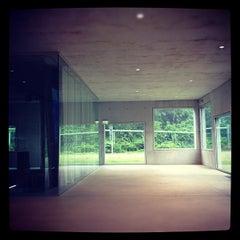 Photo taken at Folkwang-Universität - SANAA-Gebäude by Iskander S. on 6/3/2012
