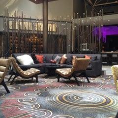 Photo taken at Renaissance Washington, DC Downtown Hotel by Ruben N. on 5/28/2012