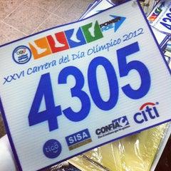 Photo taken at Comité Olímpico de El Salvador by Bobby R. on 6/20/2012