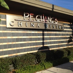 Photo taken at P.F. Chang's by Nick A. on 6/17/2012