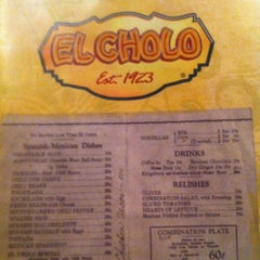 Photo taken at El Cholo by Cory G. on 8/13/2012