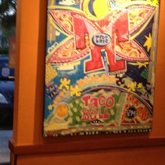 Photo taken at Taco Bell by E A. on 5/9/2012