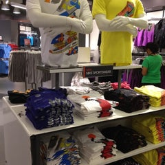 Photo taken at Nike Factory Store by Alan T. on 4/10/2012