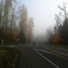 Photo taken at Weyerhaeuser Technology Center by Anup W. on 4/19/2012