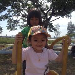 Photo taken at Taman Bermain Anak Lingke by Faisal B. on 6/24/2012