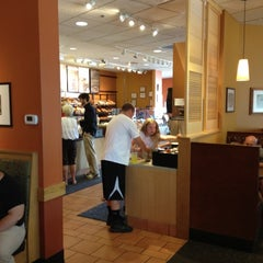 Photo taken at Panera Bread by Randy K. on 7/15/2012