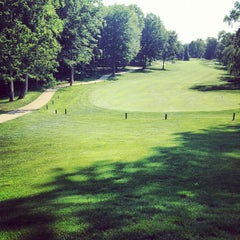 Photo taken at Reston National Golf Course by Stacie V. on 5/13/2012