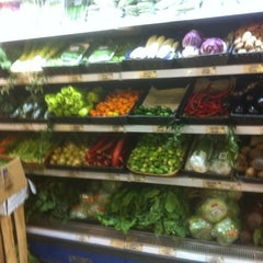 Photo taken at Amish Market Tribeca by Roland P. on 6/22/2012