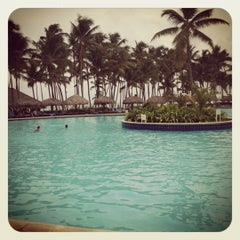 Photo taken at Club Med-pool by Marc S. on 5/2/2012