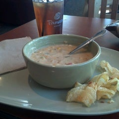 Photo taken at Panera Bread by Casey C. on 7/12/2012