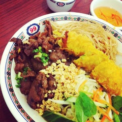 Photo taken at Pho-Mi 99 by Angie R. on 6/26/2012