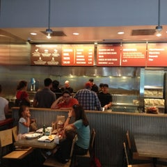 Photo taken at Chipotle Mexican Grill by Luke K. on 3/24/2012