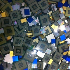 Photo taken at Intel by Pat H. on 3/9/2012