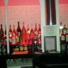 "Photo taken at Taste Lounge by Amarie ""PoshTheSocialite.com"" J. on 3/11/2012"