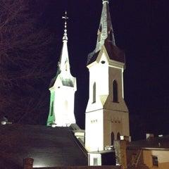 Photo taken at Evangelical Lutheran Church by Kathy K. on 3/9/2012